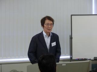 大場塾長講義.JPG